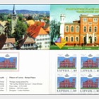 EXPO Booklet - Palaces of Latvia - Birini Castle 2003