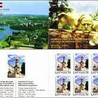 EXPO Booklet - Churches of Latvia - Riga Grebenshchikov 2002