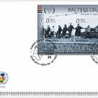 Baltic Way - 25th 2014 (FDC-MS)