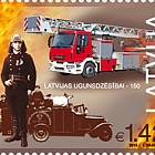 150th Anniversary of fire-fighting in Latvia