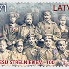 100th Anniversary of Latvian Riflemen