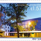 Latvian architecture - Vidzeme Concert Hall CĒSIS