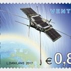 Latvia's first satelite Venta-1