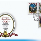 100th Anniversary of Latvia Republic