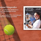French Open Champion - A.Ostapenko