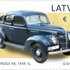 History of Automobiles (Ford Vairogs V8)