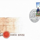 Joint Issue with Bank of Latvia-Couronian Kings