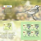 Europa 2019 - National Birds - (Stamp Fair Essen 2019 Booklet)