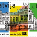 100th Anniversary of the Art Academy of Latvia