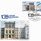 100th Anniversary of the University of Latvia
