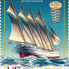 十九世纪历史船 - 欧亚大陆
