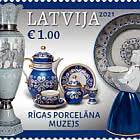 拉脱维亚博物馆 - 瓷器博物馆