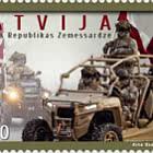 拉脱维亚国民警卫队