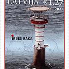 Faro de Letonia - Faro de Irbe