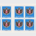 Booklet of 10 Self-adhesive stamps with permanent validity