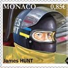 Legendärer F1 Fahrer - James Hunt