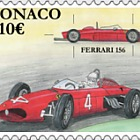 Legendary Race Cars- Ferrari 156