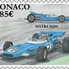 Legendary Race Cars- Matra MS80