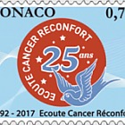 25th Anniversary of Ecoute Cancer Reconfort - (Set Mint)