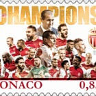 Monaco Football Club AS - (Stamp CTO)