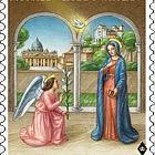 Monaco - Vatican (Association) - Set CTO