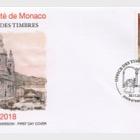 Monaco - Vatican (Assocation) FDC