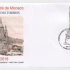 Monaco - Vatican (Native) FDC