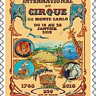 Monte Carlo International Circus Festival 2018 - (Set Mint)