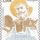 Opera Singer - Feodor Chaliapin - (Stamp CTO)