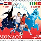 Football in Russia - (Stamp CTO)