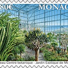 The New Botanical Centre of the Exotic Garden of Monaco - (Set CTO)