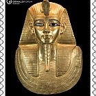 The Golden Treasure of The Pharaohs - 2500 Years of the Goldsmith's Art in Ancient Egypt - (Set CTO)