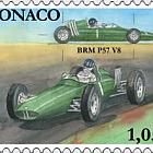 Legendary Race Cars - BRM P57 - CTO