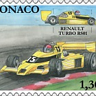 Legendary Race Cars - Renault Turbo RS01