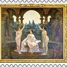 Nudes in Art - Les Graces Florentines - Set CTO