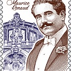 Opera Singers - Maruice Renaud