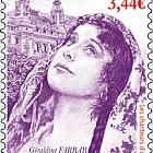 Cantantes de Ópera - Geraldine Farrar