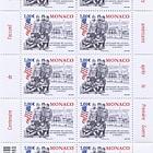 Hundertjahrfeier der Genesung der Truppen in Monaco