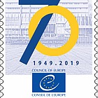 70th Anniversary of the Council of Europe - Set CTO