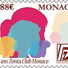 25 Aniversarios del Club Zonta Mónaco