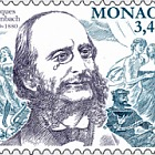 Bicentenary of the Birth of Jacques Offenbach - Set CTO