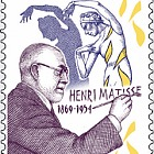 150th Anniversary of the Birth of Henri Matisse - Set CTO