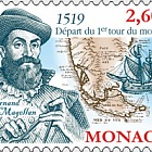500th Anniversary of the First Circumnavigation of the Earth - Set CTO