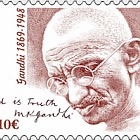 150th Anniversary of the Birth of Gandhi