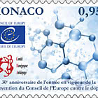 30th Ann of the Entry Into Force of the Council of Europe Anti-Doping Convention - Mint