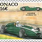 Legendary Race Cars - Cooper Climax T53 - CTO