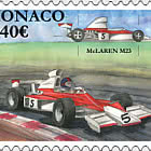 Legendary Race Cars - MC Laren M23 - CTO
