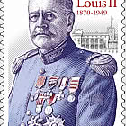 150th Anniversary of the Birth of Prince Louis II - Set CTO