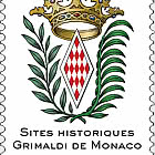 Former Strongholds Of The Grimaldis Of Monaco - Mint