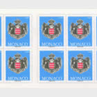 Re-Print - Booklet of 10 Self-adhesive stamps with permanent validity - CTO